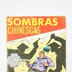 Tebeos: ANTIGUO CÓMIC - HAZAÑAS BÉLICAS Nº 240 / SOMBRAS CHINESCAS - EDIT TORAY - AÑO 1968. Lote 118805579