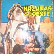 Tebeos: HAZAÑAS DEL OESTE Nº 31- EDITORIAL TORAY - NOVELA GRAFICA -. Lote 119022963
