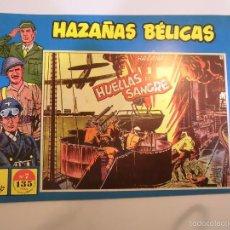 Tebeos: HAZAÑAS BÉLICAS Nº 7 - ILUSTRADO POR BOIXCAR - EDICIONES TORAY - G4 EDICIONES 1989. Lote 119291267
