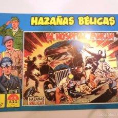 Tebeos: HAZAÑAS BÉLICAS Nº 8 - ILUSTRADO POR BOIXCAR - EDICIONES TORAY - G4 EDICIONES 1989. Lote 119291315