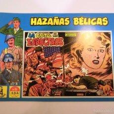 Tebeos: HAZAÑAS BÉLICAS Nº 9 - ILUSTRADO POR BOIXCAR - EDICIONES TORAY - G4 EDICIONES 1989. Lote 119291375