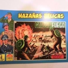 Tebeos: HAZAÑAS BÉLICAS Nº 12 - ILUSTRADO POR BOIXCAR - EDICIONES TORAY - G4 EDICIONES 1989. Lote 119291479