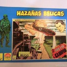 Tebeos: HAZAÑAS BÉLICAS Nº 14 - ILUSTRADO POR BOIXCAR - EDICIONES TORAY - G4 EDICIONES 1989. Lote 119291555