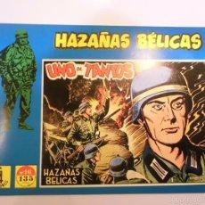 Tebeos: HAZAÑAS BÉLICAS Nº 16 - ILUSTRADO POR BOIXCAR - EDICIONES TORAY - G4 EDICIONES 1989. Lote 119291619
