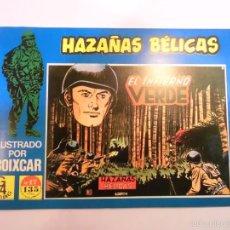 Tebeos: HAZAÑAS BÉLICAS Nº 17 - ILUSTRADO POR BOIXCAR - EDICIONES TORAY - G4 EDICIONES 1989. Lote 119291659