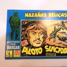 Tebeos: HAZAÑAS BÉLICAS Nº 18 - ILUSTRADO POR BOIXCAR - EDICIONES TORAY - G4 EDICIONES 1989. Lote 119291707