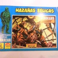 Tebeos: HAZAÑAS BÉLICAS Nº 20 - ILUSTRADO POR BOIXCAR - EDICIONES TORAY - G4 EDICIONES 1989. Lote 119291811