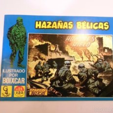 Tebeos: HAZAÑAS BÉLICAS Nº 21 - ILUSTRADO POR BOIXCAR - EDICIONES TORAY - G4 EDICIONES 1989. Lote 119291839