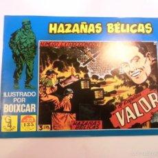 Tebeos: HAZAÑAS BÉLICAS Nº 23 - ILUSTRADO POR BOIXCAR - EDICIONES TORAY - G4 EDICIONES 1989. Lote 119291891