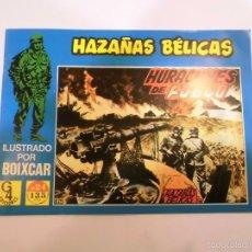 Tebeos: HAZAÑAS BÉLICAS Nº 24 - ILUSTRADO POR BOIXCAR - EDICIONES TORAY - G4 EDICIONES 1989. Lote 119291927