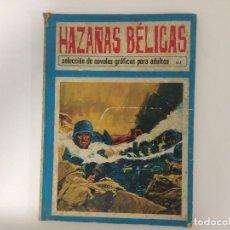 Tebeos: COMIC: HAZAÑAS BELICAS Nº 3 SELECCION DE NOVELAS GRAFICAS - TORAY 1972. Lote 119935911