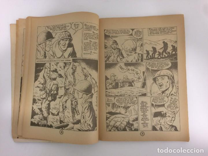 Tebeos: COMIC: HAZAÑAS BELICAS Nº 3 SELECCION DE NOVELAS GRAFICAS - TORAY 1972 - Foto 2 - 119935911