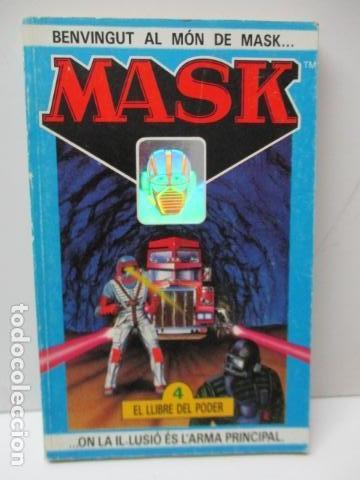 MASK , Nº 4 - EL LLIBRE DEL PODER. (EN CATALAN) (Tebeos y Comics - Toray - Otros)