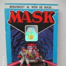 Tebeos: MASK , Nº 4 - EL LLIBRE DEL PODER. (EN CATALAN). Lote 120120103