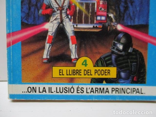 Tebeos: MASK , Nº 4 - EL LLIBRE DEL PODER. (EN CATALAN) - Foto 2 - 120120103