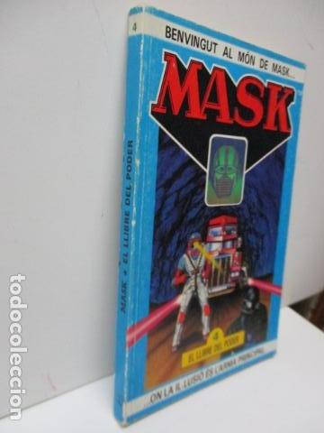 Tebeos: MASK , Nº 4 - EL LLIBRE DEL PODER. (EN CATALAN) - Foto 3 - 120120103