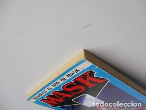 Tebeos: MASK , Nº 4 - EL LLIBRE DEL PODER. (EN CATALAN) - Foto 4 - 120120103