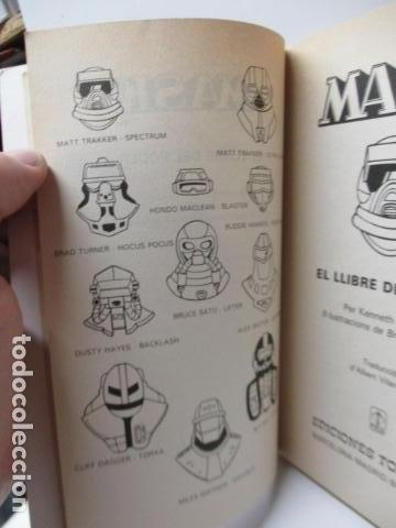 Tebeos: MASK , Nº 4 - EL LLIBRE DEL PODER. (EN CATALAN) - Foto 5 - 120120103