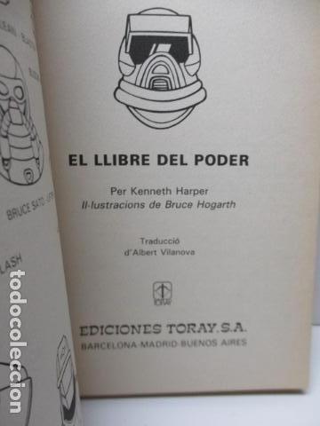 Tebeos: MASK , Nº 4 - EL LLIBRE DEL PODER. (EN CATALAN) - Foto 6 - 120120103