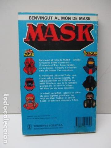 Tebeos: MASK , Nº 4 - EL LLIBRE DEL PODER. (EN CATALAN) - Foto 12 - 120120103