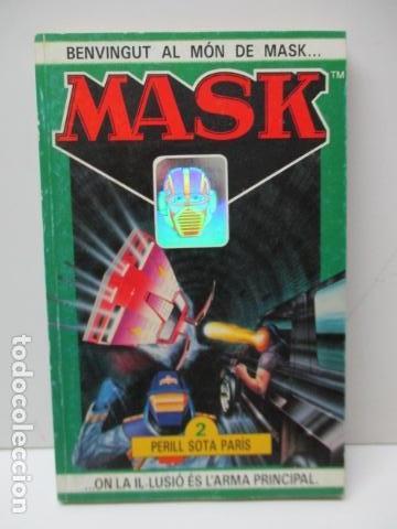 MASK , Nº 2 - PERILL SOTA PARÍS. (EN CATALAN) (Tebeos y Comics - Toray - Otros)