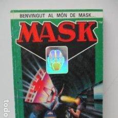 Tebeos: MASK , Nº 2 - PERILL SOTA PARÍS. (EN CATALAN) . Lote 120120703