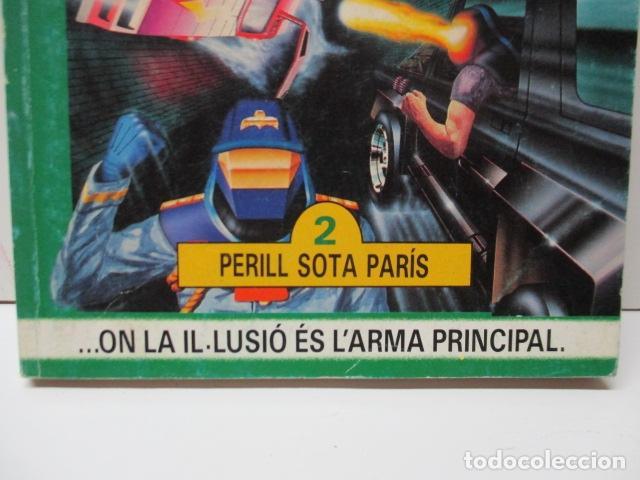 Tebeos: MASK , Nº 2 - PERILL SOTA PARÍS. (EN CATALAN) - Foto 2 - 120120703