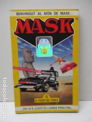 MASK , Nº 5 - EL PODER DEL PANDA (EN CATALAN) (Tebeos y Comics - Toray - Otros)
