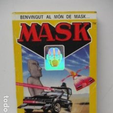 Tebeos: MASK , Nº 5 - EL PODER DEL PANDA (EN CATALAN) . Lote 120121143
