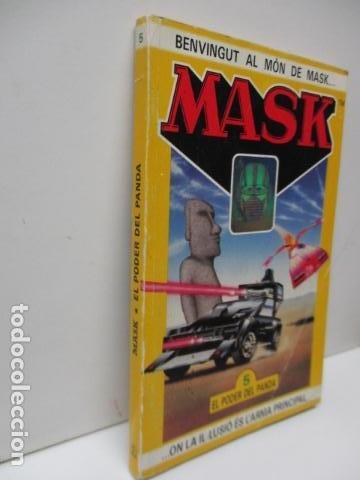 Tebeos: MASK , Nº 5 - EL PODER DEL PANDA (EN CATALAN) - Foto 3 - 120121143