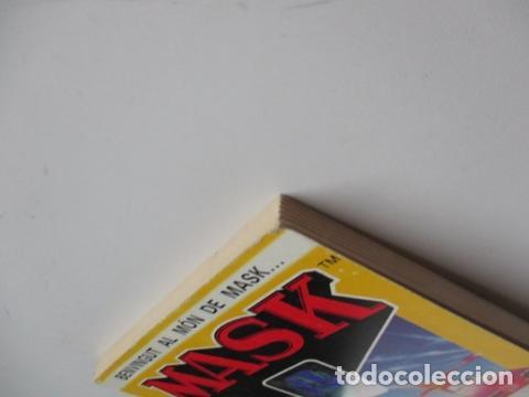 Tebeos: MASK , Nº 5 - EL PODER DEL PANDA (EN CATALAN) - Foto 4 - 120121143