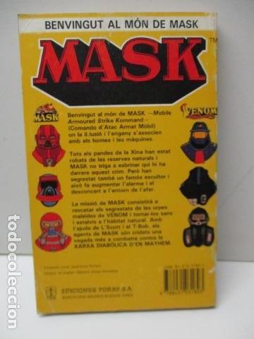 Tebeos: MASK , Nº 5 - EL PODER DEL PANDA (EN CATALAN) - Foto 8 - 120121143