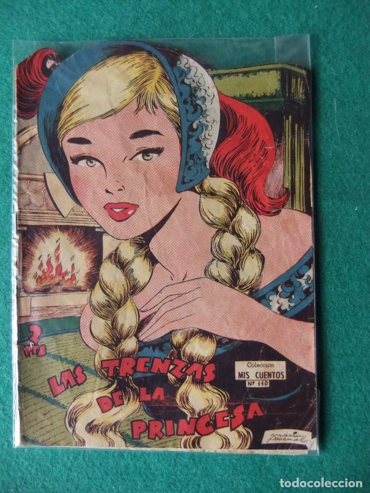 COLECCION MIS CUENTOS Nº 110 LAS TRENZAS DE LA PRINCESA EDICIONES TORAY (Tebeos y Comics - Toray - Otros)
