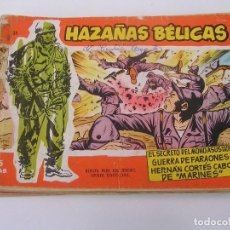 Livros de Banda Desenhada: LOTE DE 16 COMICS HAZAÑAS BELICAS SERIE ROJA (AÑOS 50) (VER NUMEROS EN DESCRIPCION) . COMIC TORAY.. Lote 120641155