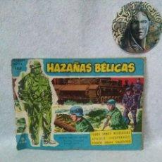 Tebeos: HAZAÑAS BÉLICAS - Nº 183 EXTRA - EDICIONES TORAY..CON SEÑALES DE USO.. Lote 120835935