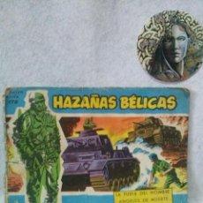 Tebeos: HAZAÑAS BÉLICAS AZULES Nº 176 EXTRA, EDITORIAL TORAY....CON SEÑALES DE USO.. Lote 120836783