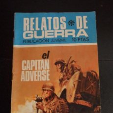 Tebeos: RELATOS DE GUERRA Nº 216 - EDITORIAL TORAY 1962. Lote 121677575