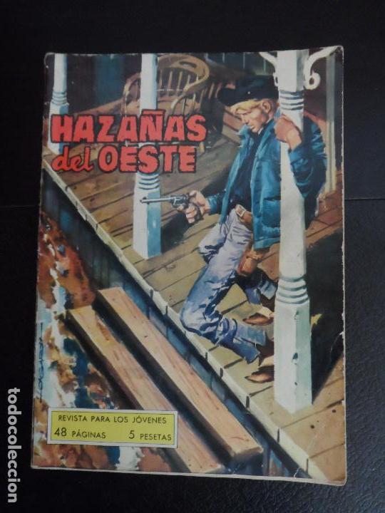 HAZAÑAS DEL OESTE Nº 28 EDITORIAL TORAY (Tebeos y Comics - Toray - Hazañas del Oeste)