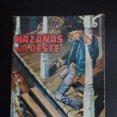 Tebeos: HAZAÑAS DEL OESTE Nº 28 EDITORIAL TORAY . Lote 121747303