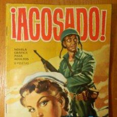 Tebeos: COMIC - HAZAÑAS BÉLICAS - ¡ ACOSADO ! - 99 - TORAY - 21 X 15 - 56 PAG. 1965. Lote 122090163