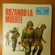 Tebeos: COMIC - HAZAÑAS BÉLICAS - BOIXCAR ROZANDO LA MUERTE - 79 - TORAY - 21 X 15 - 80 PAG. 1968. Lote 122090599