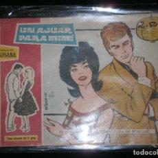 Tebeos: F1 UN AGUAR PARA MIMI COLECCION SUSANA Nº 134 AÑO 1959 EDICIONES TORAY. Lote 123511567