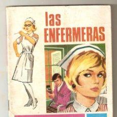 Tebeos: LAS ENFERMERAS Nº 11 - UN ERROR DEL PASADO - TORAY S.A. 1966 - 8 PTS. Lote 124464463