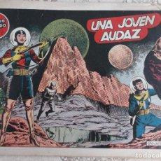 Tebeos: EL MUNDO FUTURO Nº 24, UNA JOVEN AUDAZ, ORIGINAL . Lote 124505419