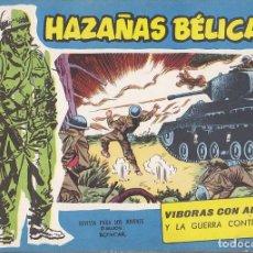 BDs: COMIC COLECCION HAZAÑAS BELICAS AZULES Nº 115. Lote 124635139