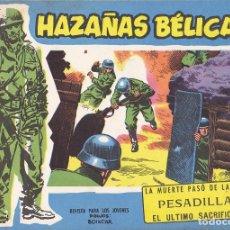 BDs: COMIC COLECCION HAZAÑAS BELICAS AZULES Nº 171. Lote 124638775