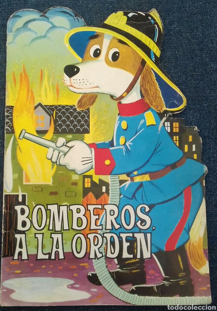 BOMBEROS A LA ORDEN. 1978 (Tebeos y Comics - Toray - Otros)