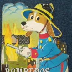 Tebeos: BOMBEROS A LA ORDEN. 1978. Lote 124760632