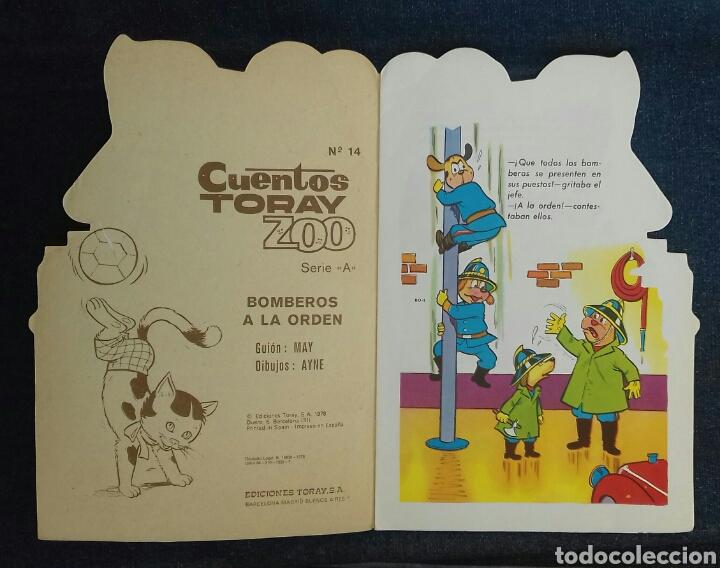 Tebeos: Bomberos a la Orden. 1978 - Foto 3 - 124760632