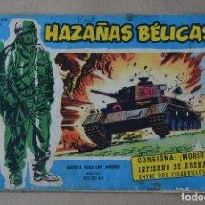 Livros de Banda Desenhada: HAZAÑAS BELICAS, EXTRA AZUL, Nº 142. BOIXCAR. LITERACOMIC. C1. Lote 125031007